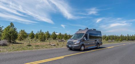 Oregon custom luxury coach rv