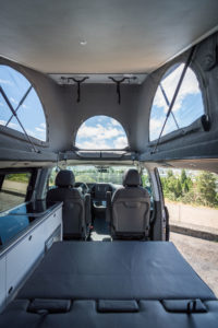 Mercedes Benz Camper Van Oregon Keystone Coach Works