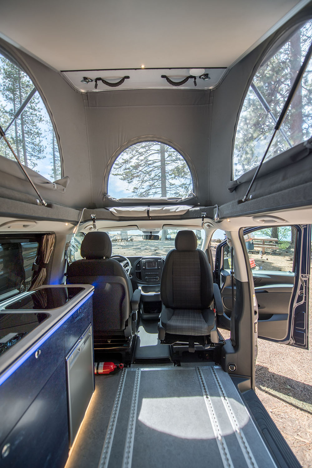 Mercedes Benz Camper Van Oregon | Keystone Coach Works