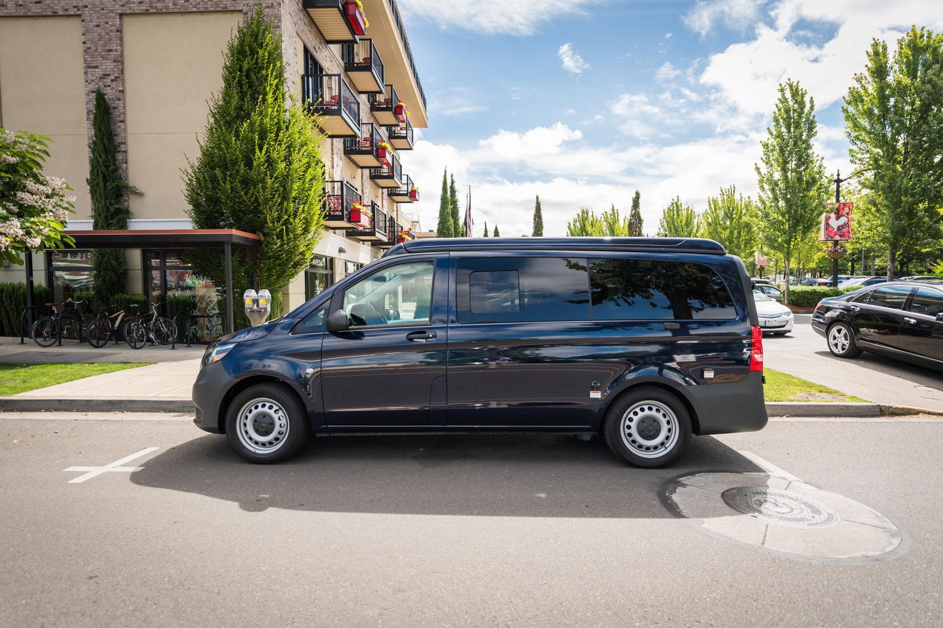 Mercedes Benz Camper Van Oregon | Keystone Coach Works